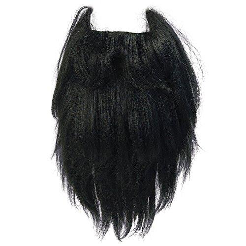 Black Giant Sized Pirate (Hagrid Costume Uk)