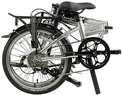 Dahon Folding Bikes 2019 MARINER, 20 In. Wheel Size