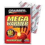Grabber Mega Warmers, 12+ Hours Maximum Heat- 1 Count