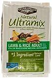 Natural Ultramix, Lamb & Rice Adult Dry Dog Food, 30 lb