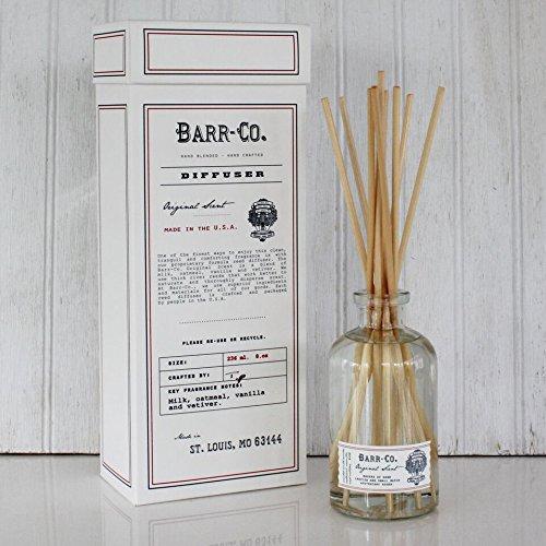 Barr Co Original Scent Reed Diffuser Set