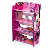 Disney Minnie Mouse Storage Bookshelf