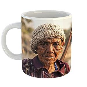 Westlake Art - Coffee Cup Mug - Tribe Senior - Modern Picture Photography Artwork Home Office Birthday Gift - 11oz (*9m-3df-30a)