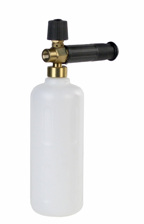 Erie Tools 32 oz Adjustable Foam Generator 4000 PSI Pressure Washer Soap Gun with 1/4'' Female Inlet