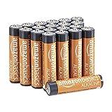 Amazon Basics Performance Baterías alcalinas de Alto Rendimiento
