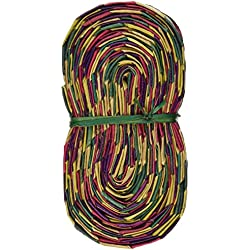 "Planet Pleasures Rainbow Straight Style Bird Toy, 30' x 2""/Large"
