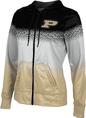 ProSphere Purdue University Women's Fullzip Hoodie - Drip - Dress In Shops Indiana Lafayette