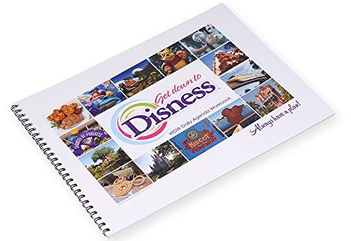 Get Down to Disness® Daily Agenda Book Third Edition
