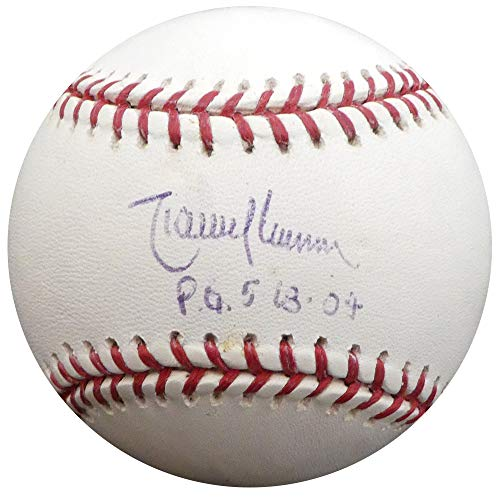 Randy Johnson Autographed Official MLB Baseball New York Yankees, Seattle Mariners