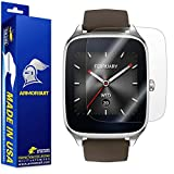 ArmorSuit for ASUS ZenWatch 2 - 1.63-Inch Screen Protector MilitaryShield [2 Pack] w/ Lifetime Replacements Full Coverage Premium Shield Anti-Bubble Ultra HD Clear