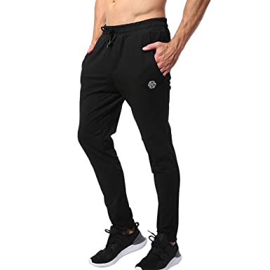 999c3a8b311cb7 Gerlobal Joggers Slim Fit Pants Casual Athletic Joggers Sports Running  Drawstring Sweatpants Gym Workout Pants for