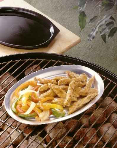 Nordic Ware Steak 'n Fajita Platter Server by Nordic Ware (Image #2)