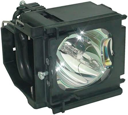 Aurabeam Replacement Lamp for Samsung HLT6156W TV with Housing