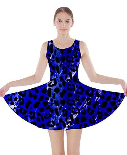 CowCow -  Vestito  - Donna blu Large