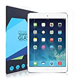 "iPad Mini Screen Protector, iXCC 0.3mm 9H Hard 7.9"" HD Full Cover iPad Mini 1 / Mini 2 / Mini 3 Tempered Glass Screen Protector"