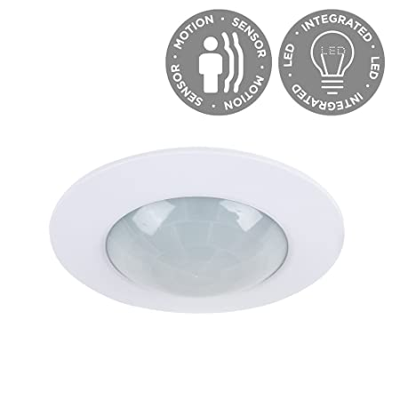 Recessed 360 degree pir ceiling occupancy motion sensor detector recessed 360 degree pir ceiling occupancy motion sensor detector light switch aloadofball Choice Image