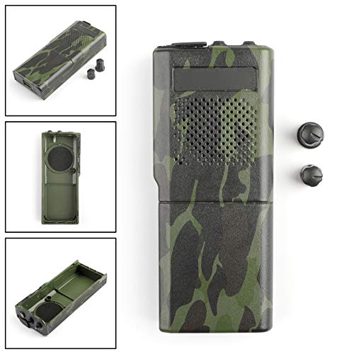 Areyourshop Replacement Front Outer Case Housing Cover for Motorola GP300 Radio -