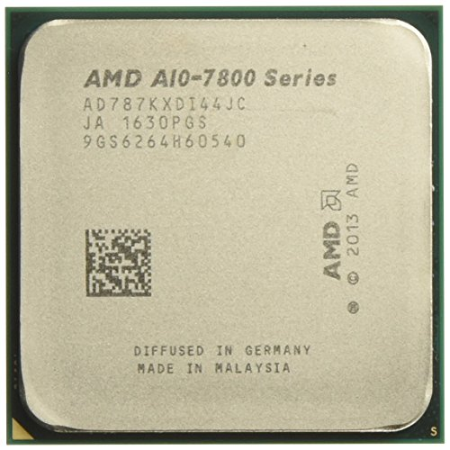 AMD A10 7870K Black Edition A-Series APU with Radeon R7 Graphics AD787KXDJCSBX ()