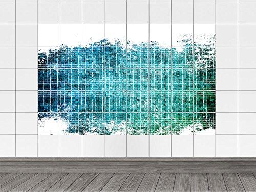 Adesivo per piastrelle adesivi per piastrelle a mosaico bagno