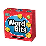 Green Board Games Word Bits Card Game