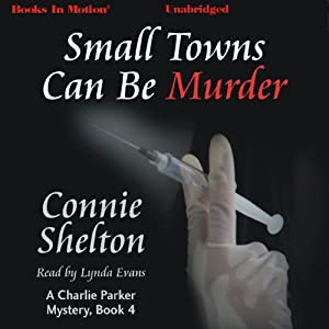 Small Towns Can Be Murder Audiobook