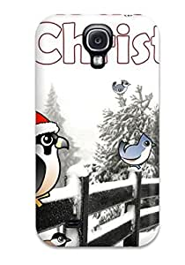 Hard Plastic Galaxy S4 Case Back Cover,hot Christmas Case At Perfect Diy