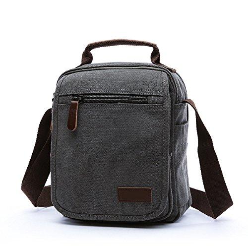 Bolsa De Trabajo De La Lona Bolsa De Mensajero De La Taleguilla Del Hombro School Bookbag Para Hombres Y Mujeres,E-OneSize