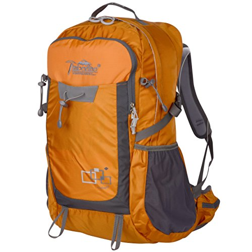 Timberline Venture Above… Mountaineering Hiking Outdoor Backpack Cube 30l Orange