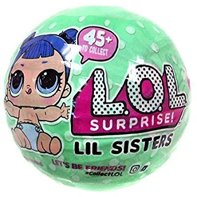 LOL Surprise Puzzle in A Ball Collectibles: Toys & Games