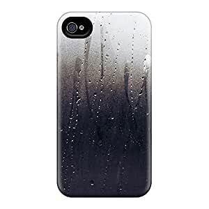 Iphone 4/4s Case Cover Skin : Premium High Quality Misted Over Glass Case
