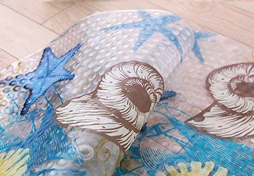MAIYUAN Non Slip Baby Bath Mat Shower Mat Bathtub Mat for Kids Mold Resistant PVC 27 x 15 Inch by
