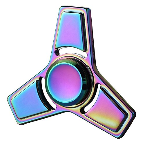 Price comparison product image Fidget Spinner Toy Time Killer Perfect to relieve ADHD Anxiety Reduce Stress Helps Focus