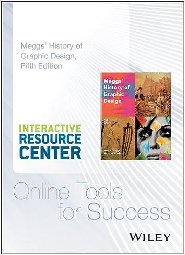 Meggs history of graphic design 5e interactive resource center meggs history of graphic design 5e interactive resource center access card 5th edition fandeluxe Gallery