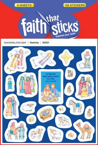 Nativity (Faith That Sticks Stickers) PDF