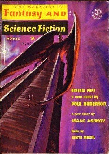 The Publication of Fantasy & Science Fiction : April 1965 (Vol. 28, #4)