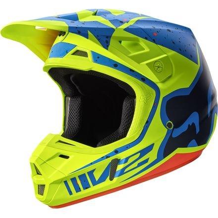 Fox V2 Helmet - 7