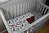 Dear Baby Gear Deluxe Baby Blankets, Custom Minky
