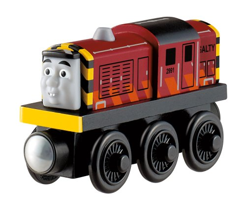 (Fisher-Price Thomas & Friends Wooden Railway, Salty)