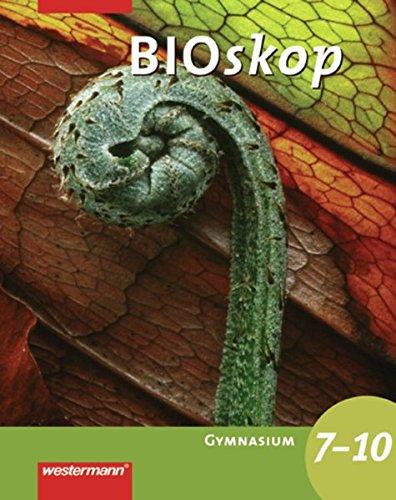 BIOskop SI Allgemeine Ausgabe: Schülerband 7 - 10