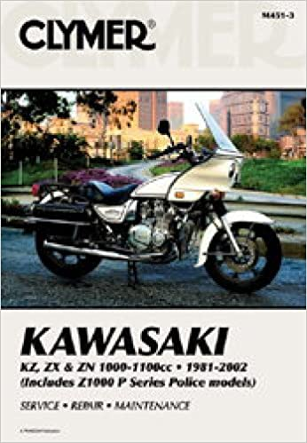 M451-3 1981-2002 Kawasaki KZ1000 Z1000 Z1100 Police Clymer ... on z1000 wiring diagram, basic headlight wiring diagram, kdx400 wiring diagram, klr250 wiring diagram, klr650 wiring diagram, kz1000 wiring diagram, zx600 wiring diagram, ke100 wiring diagram, simple house wiring diagram, basic street rod wiring diagram, kz1300 wiring diagram, zrx1100 wiring diagram, kl600 wiring diagram, z1 wiring diagram, kz900 wiring diagram, kz400 wiring diagram, zx600c wiring diagram, zl1000 wiring diagram, rat rod wiring diagram, zl900 eliminator wiring diagram,