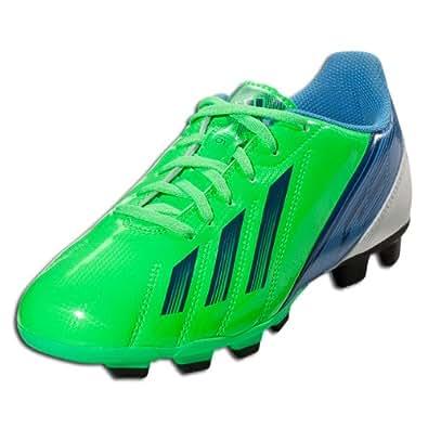 Adidas F5 TRX FG JR Youth Soccer Cleats, Size 5.5