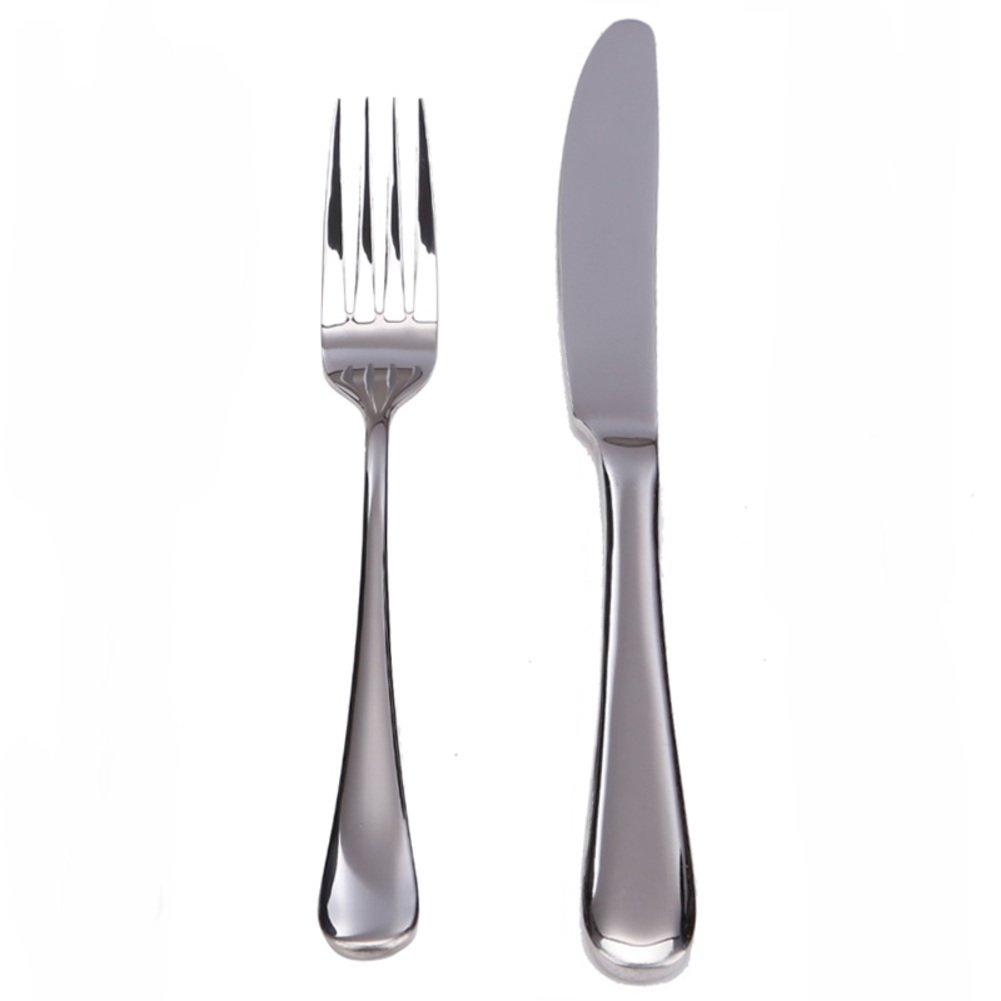 DFSTH Tisch,Geschirr/Besteck/Tisch-Accessoires/Besteck/Boxed Besteck/Steak Geschirr/Besteck Portable Besteck Geschirr, Besteck & Gläser