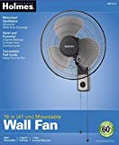 Holmes HMF1611A-UM Wall-Mountable Fan