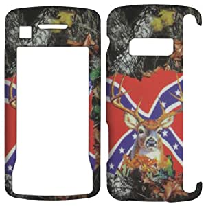 Camo Leaf Rebel Deer Lg Env Touch Vx-11000 Verizon Case Cover Hard Protector ...