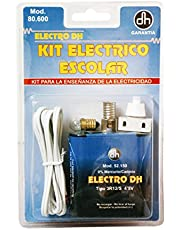 ElectroDH 80600BIS DH Kit DE Electricidad Escolar Basico