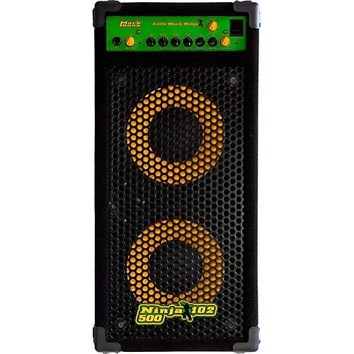(Ninja 102 500 Richard Bona Signature 500W 2x10 Bass Combo Amp)