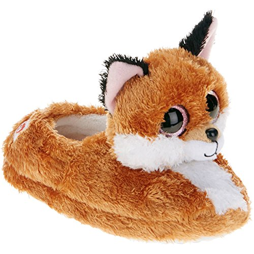 Fox Slippers Keep Your Feet Warm In Your Favorite Animal