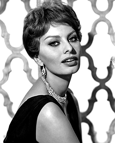 Sophia Loren Beautiful Face Poster Art Photo Hollywood Movie Star Posters Photos 11x14