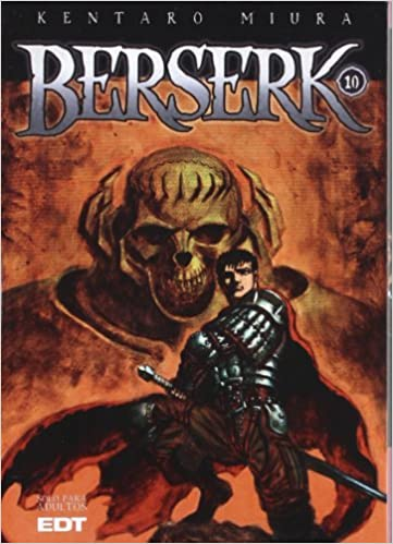 Berserk 10 (Seinen Manga) (Spanish Edition): Kentaro Miura