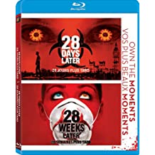 28 Days Later + 28 Weeks Later Blu-ray